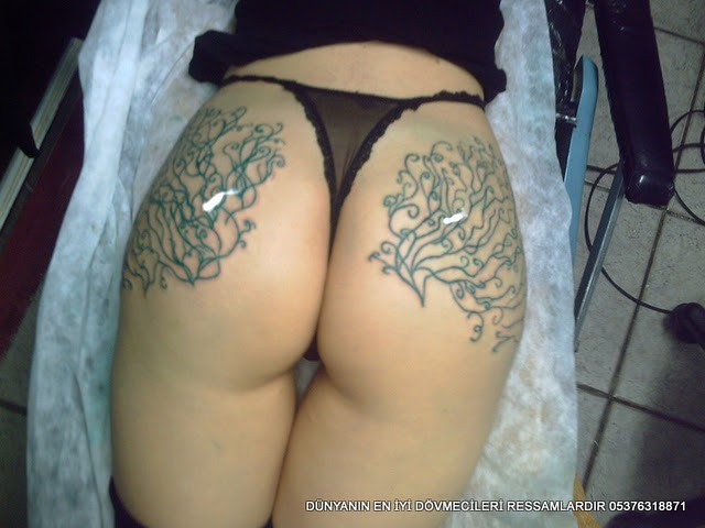 The Sexiest Female Tattoo Designs and Locations » hot tattoos