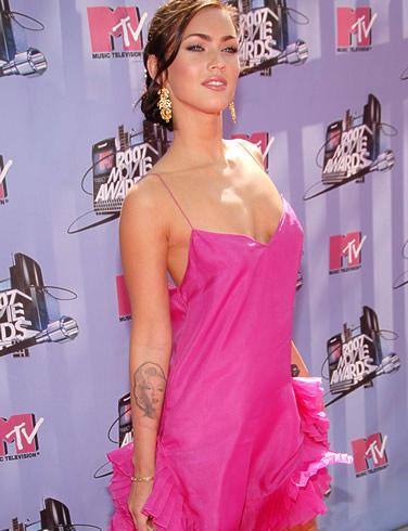 Megan Fox Tattoo Design - Ready Sense