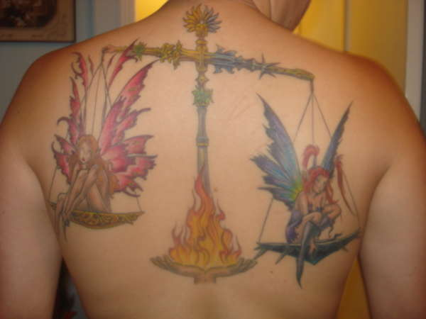 tattoo gallery > sagitarius tattoos > sagitarius symbol of zodiac tattoo