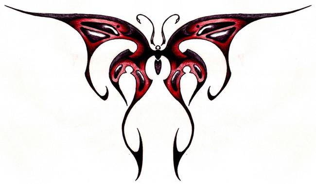 Free Printable Tattoo Designs, Upper Back Tribal Tattoos …