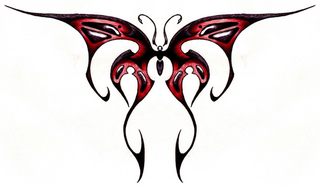 1000s of Printable Butterfly Tattoo Designs