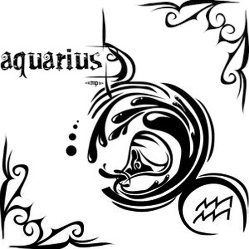 tattoo designs of zodiac signs. tattoo designs of zodiac signs aquarius