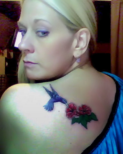 And you want to use a hummingbird tattoo to achieve this goal, then why not.