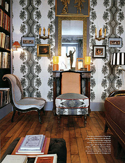 the peak of chic crazy for castaing. Black Bedroom Furniture Sets. Home Design Ideas