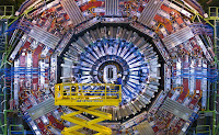 LHC CMS detector