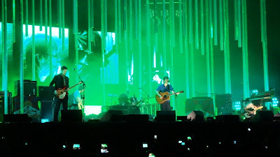 Radiohead, foro sol, México DF