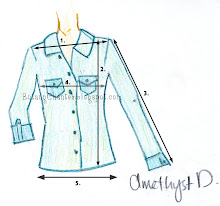 The Designs (Please find measurement details at respective blouses)