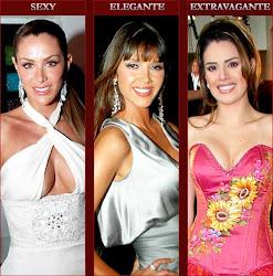 Modelos Vestidos de Gala