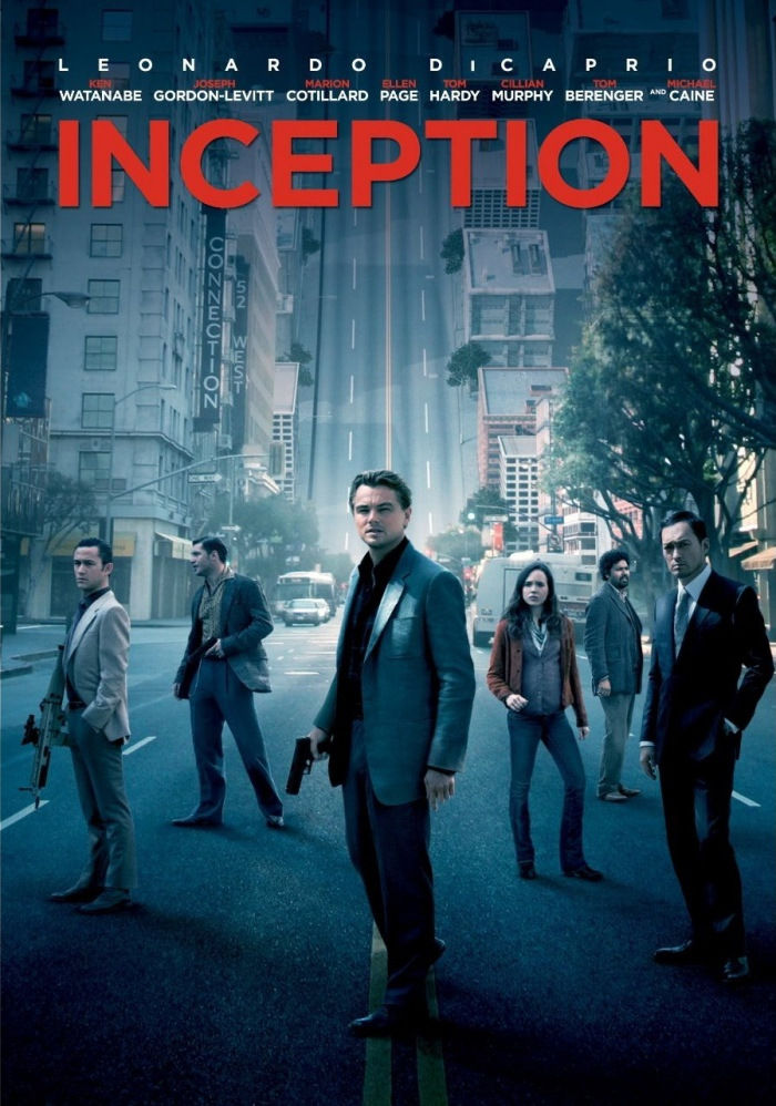 Inception Dvd Cover Art FreshSudan: Inc...
