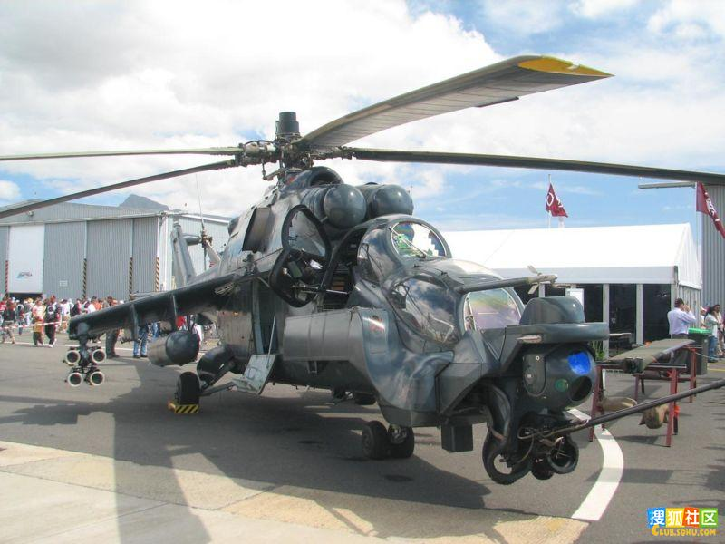 Russia Delivers Three Mi-35M helicopters to Indonesia