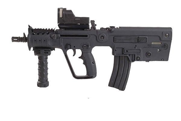 israeli machine guns