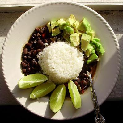 The Alchemist Chef: Vegan Cuban Black Beans & Rice