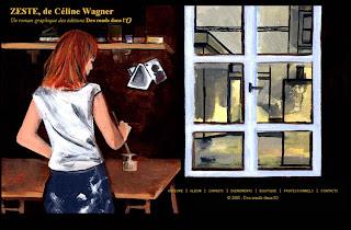 Découvrez Zeste, de Céline Wagner, sur le mini-site des éditions Des ronds dans l'O