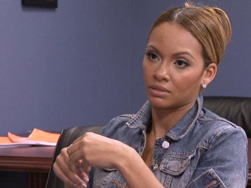 Evelyn from Basketball Wives recently did an interview with