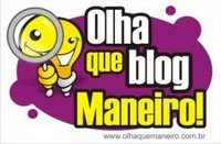 Selo &#39;Olha que Blog Maneiro&#39;