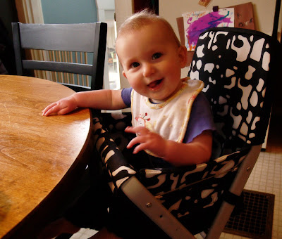 IKEA Spoling High Chair: The Chair That Fits