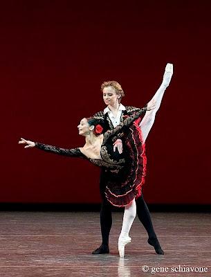 Roberta Marques: Royal Ballet / Daniil Simkin: Vienna Opera Ballet