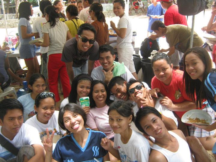 Single Adults Cebu City Stake Team Building