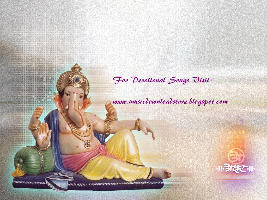 Lord Ganesh Devotional Songs Mp3 - downloadsongmusic.com