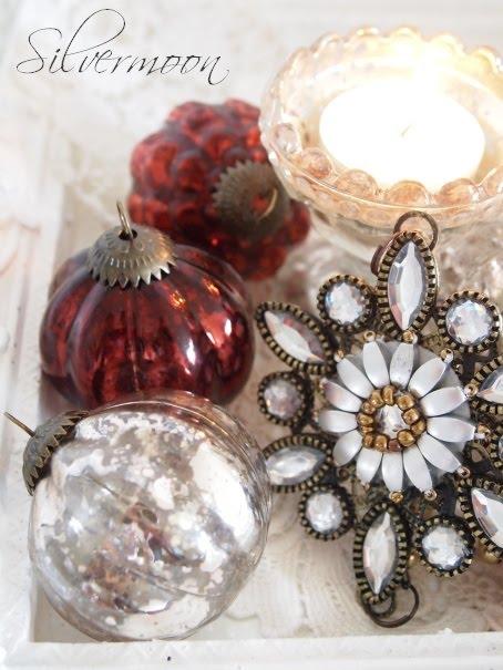 Silvermoon nostalgische weihnachtskugeln for Nostalgische weihnachtskugeln