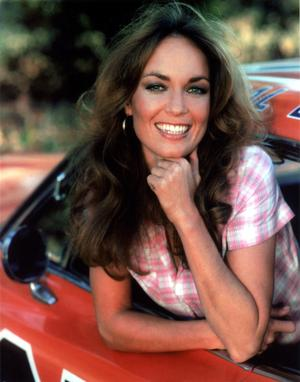 Catherine Bach As Daisy Duke In The Dukes Of Hazzard