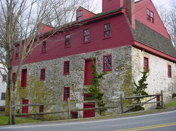Ghosts Of Delaware County The Grist Mill Glen Mills Pa