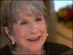 Julie Harris Who Played The Role Of Lilimae Clements On Knots Landing