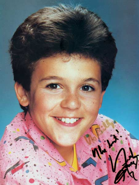 Fred Savage - Wallpaper