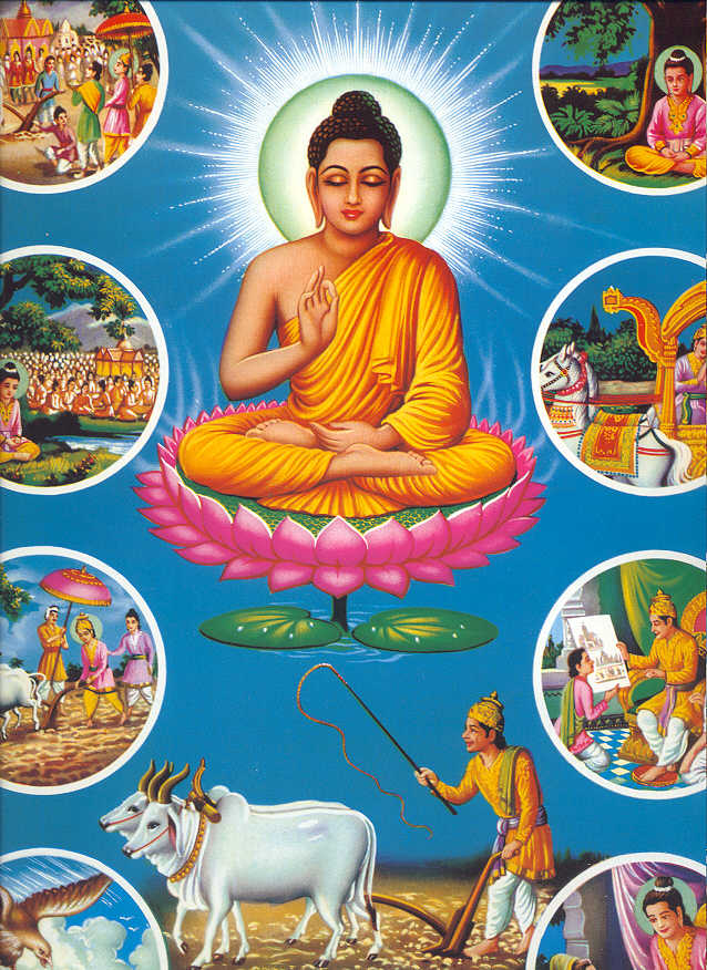 an analysis about the life of buddha siddhartha gautama and his influences on the people around him That siddhartha gautama was born in or around 563 bce  when told that all people would eventually grow old by his  of his life, the buddha is said to.