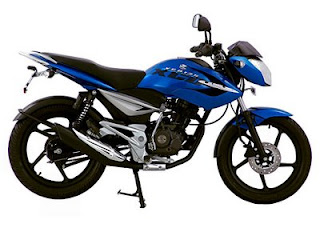Bajaj XCD 135 Picture