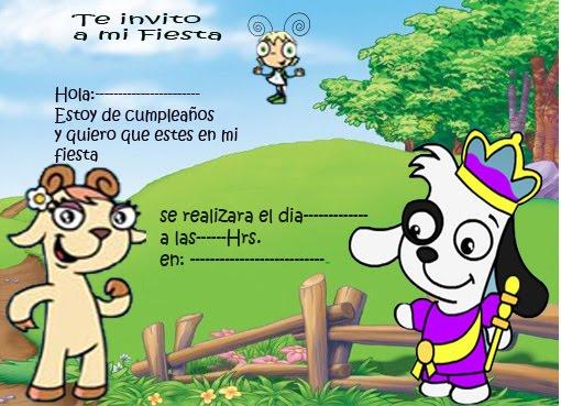 Doki y sus Amigos (Discovery Kids) | Tarjetas de cumpleaños para ...