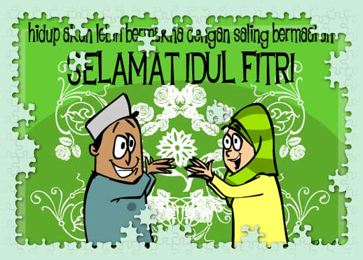 Selamat Idul Fitri