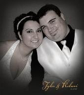 Tyler and Kelani Welstad