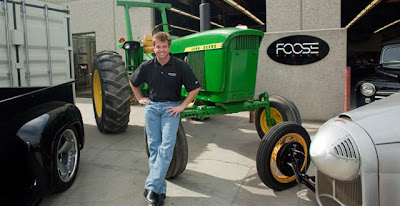 FOOSE goes green