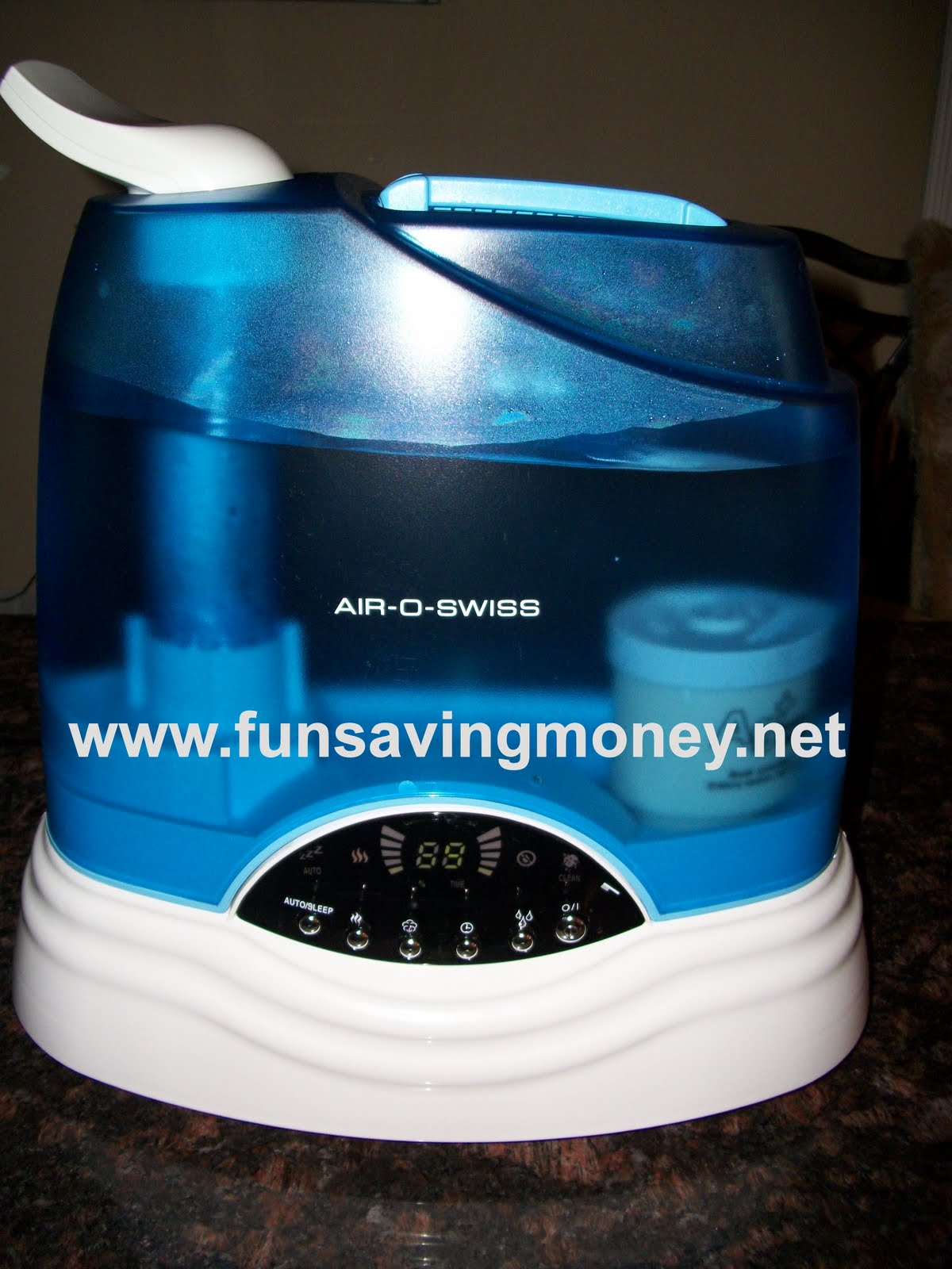 air o swiss humidifier. Black Bedroom Furniture Sets. Home Design Ideas