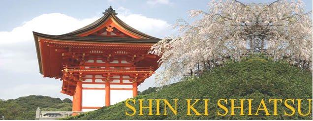 SHIN KI SHIATSU