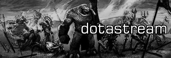 DotA Stream : Live Streaming DotA News