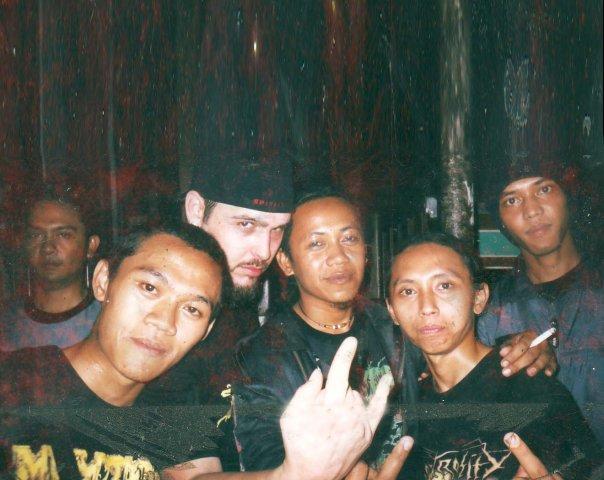 Disgorge (Indogrinesia Tour 2004)