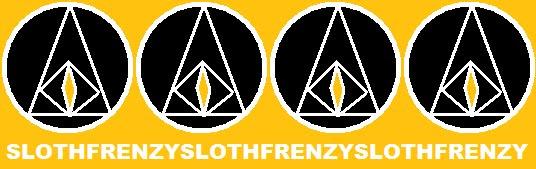 sloth frenzy