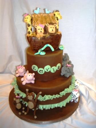 sweet stirrings noah's ark baby shower, Baby shower invitation