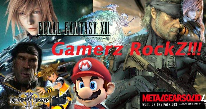 Gamer Rockz!!!