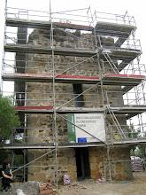 Inicio de la restauración