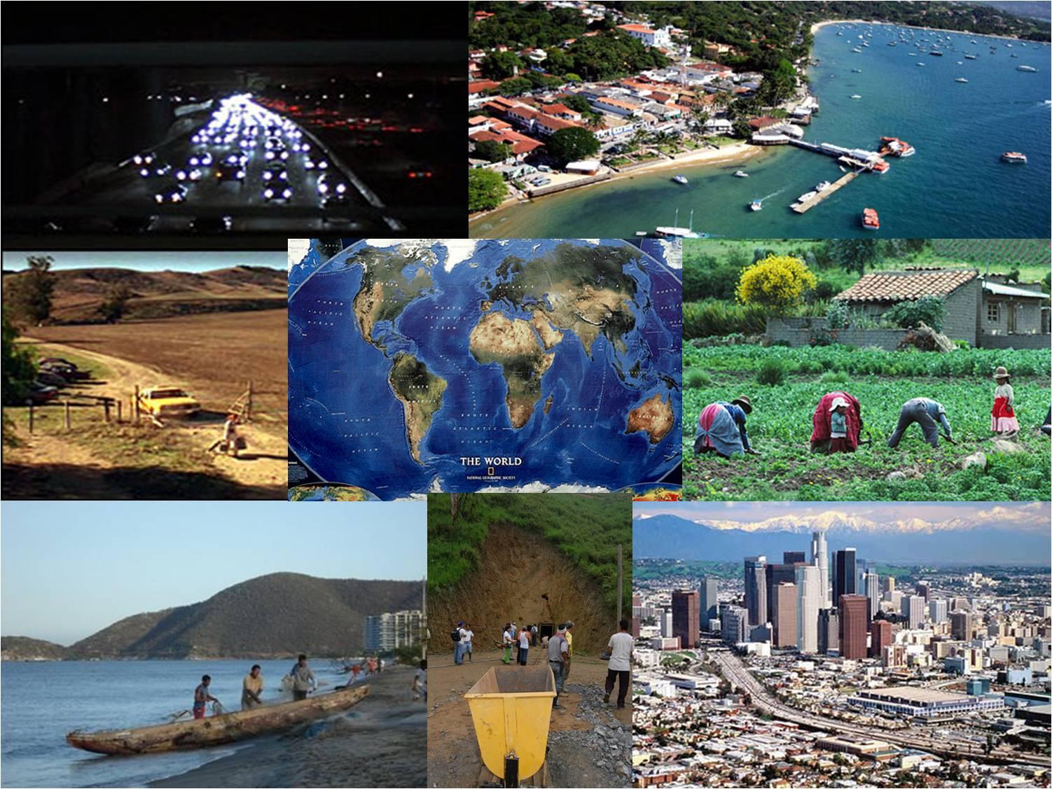 geografia elementos: