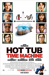 Hot Tub Time Machine and Josh Heald and UPenn and John Cusack