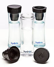 Hydros Water Bottle and UPenn and Wharton