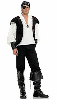 Disco King Men's Halloween Costume