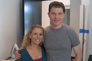 Bobby Flay and Jordan Zucker