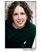 Saturday Night Live and UPenn and Vanessa Bayer