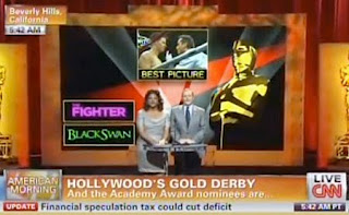 The Fighter and Oscars and Todd Lieberman and UPenn