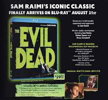 'Evil Dead' on Blu-ray!